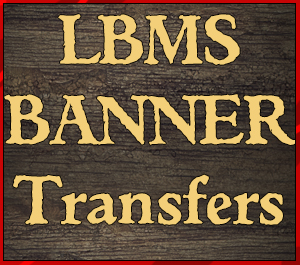 LBMS Banners