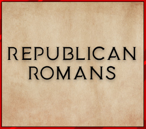 Republican Romans