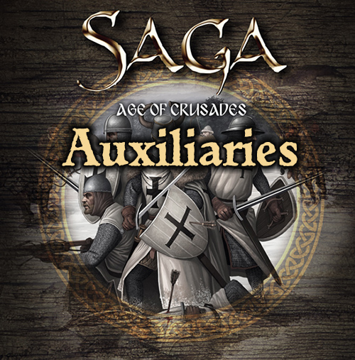SAGA Age of Crusades Auxiliaries