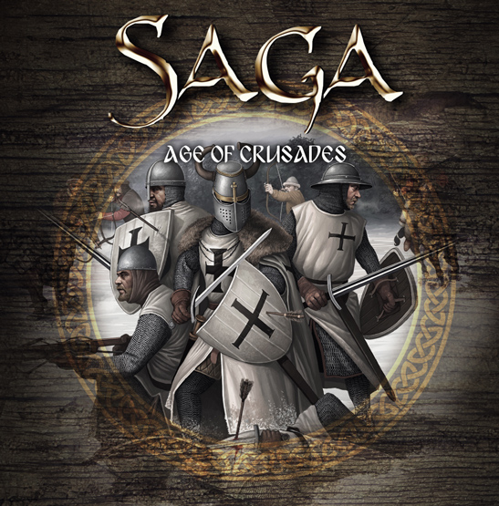SAGA Age of Crusades Rulebooks & Dice