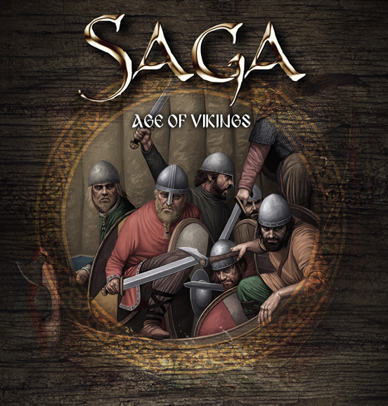 SAGA Age of Vikings Rules & Figures