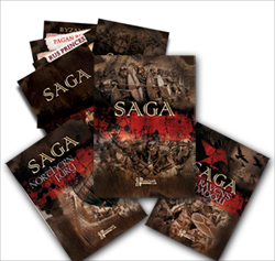 SAGA Dark Ages Rules & Figures
