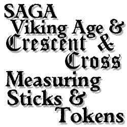 SAGA Measuring Sticks & Token Sets