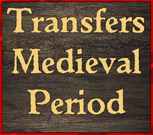 Transfers for Medieval Shields