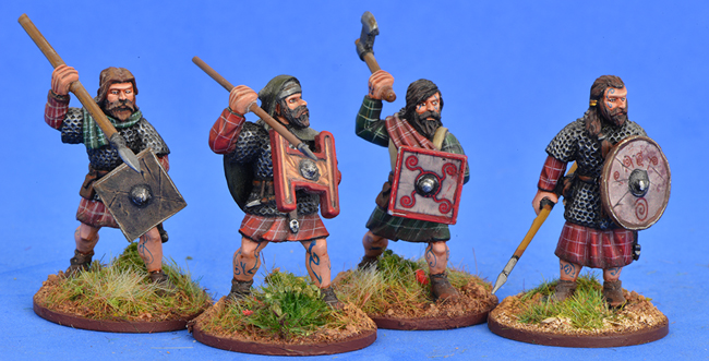 AAP02 Pict Nobles (Hearthguard) (1 point) (4)