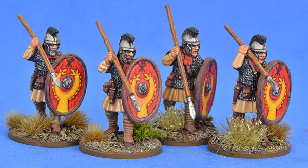 AAR03 Roman Hearthguard on Foot (1 point) (4)