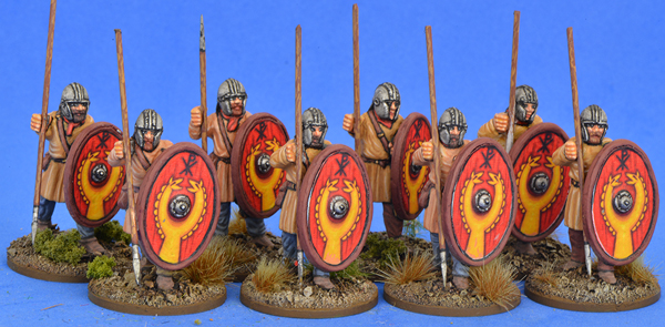 AAR05 Roman Warriors (1 point) (8)