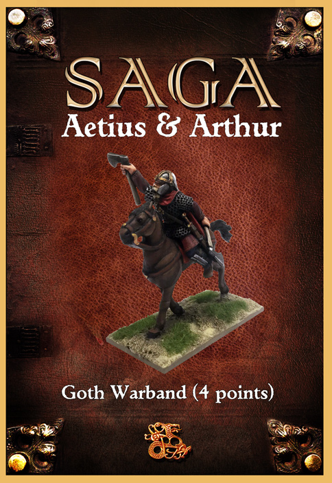 AASB06 Goth Starter Warband (4 points)