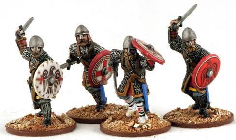 BYZ02 Varangian Guard Warriors (4)