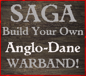 Build Your Own Anglo-Dane Warband!