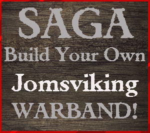 Build Your Own Jomsviking Warband!