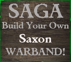 Build Your Own Saxon Warband!