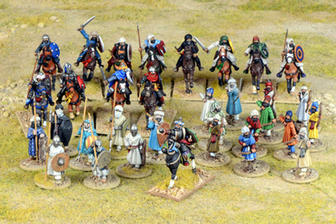 CCSB06 Moor Starter Warband (4 points)