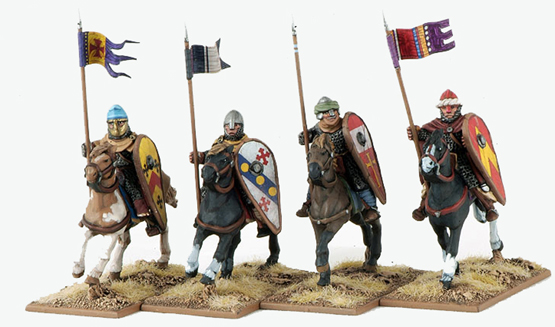 CRC02 Mounted Knights One (4)
