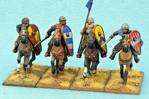 CRC04 Mounted Knights Three (4)