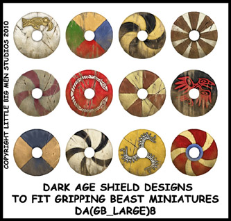 DA(GB_LARGE)8 Designs for Dark Age Large Round Eight (12)