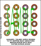 EAST(GB_BUCKLER_BOSS) Islamic/Sassanid Buckler Designs (12)