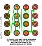 EAST(GB_BUCKLER_BOSS)3 Islamic/Sassanid Buckler Designs (12)