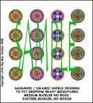 EAST(GB_BUCKLER_NO BOSS)4 Islamic/Sassanid Buckler Designs (12)