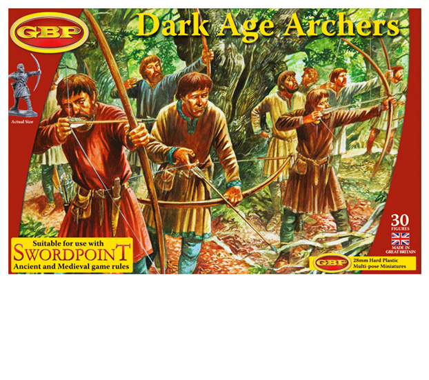 GBP13 SWORDPOINT Dark Age Archers