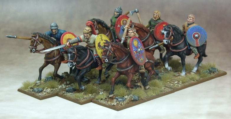 Cavalerie plastique GB pour A&A GBP16_Dark_Age_Cavalry_PREORDER_90004