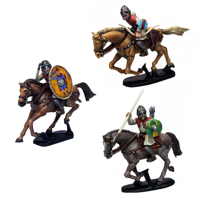 GBP23 Late Roman Light Cavalry (PRE-ORDER)