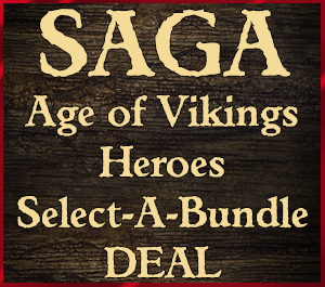 Legendary Heroes from The Age of Vikings Select-A-Bundle DEAL
