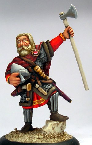 SHVA01 Harold Hardradda, King of Norway - Viking Legendary Warlord