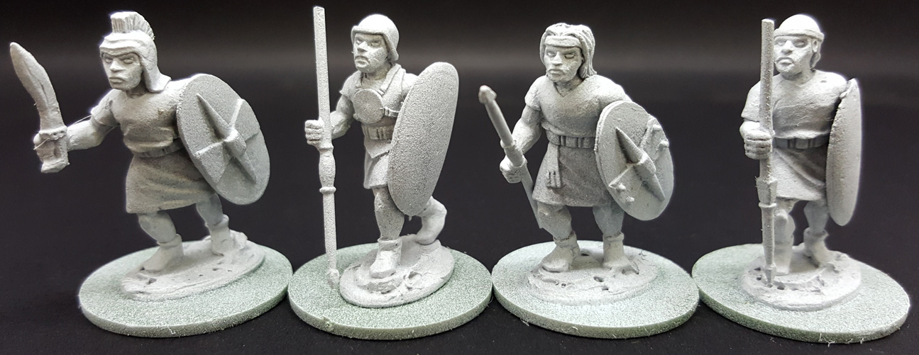 IBE04 Iberian/Lusitanian Warriors Two (4)