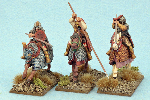 LRC06 Late Roman Cataphracts (Kontos Levelled) (3)