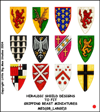 MED(GB_LARGE)3 Heraldic Shield Designs (12)