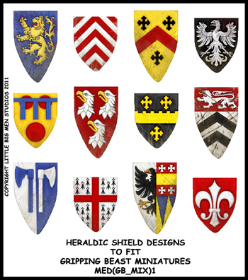 MED(GB_MIX)1 Heraldic Shield Designs (12)