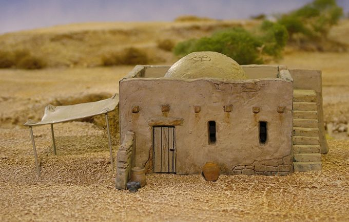 mud brick accessory sprue