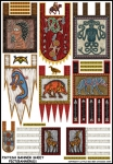 PICT(BANNERS)1 Pictish Banner Sheet