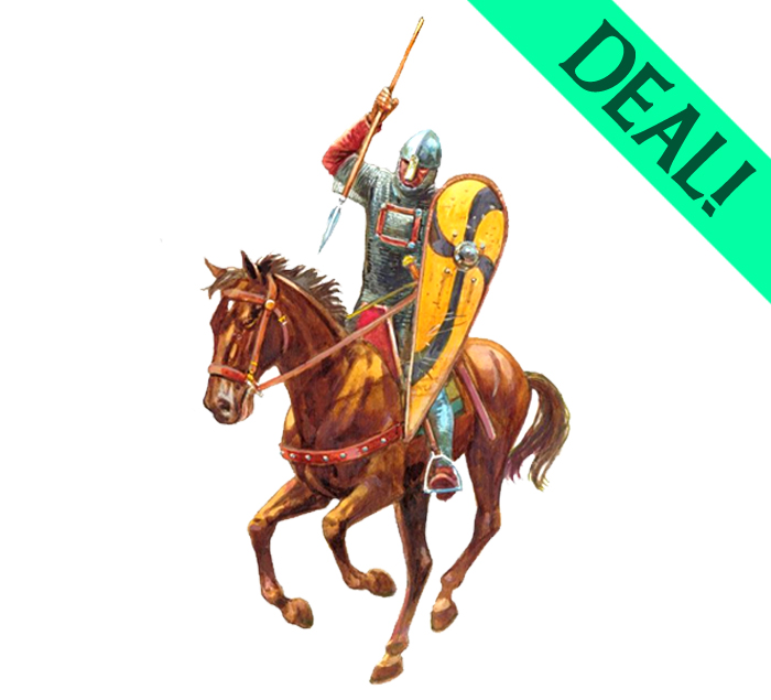 SAGA Starter - Metal Normans DEAL!