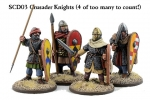 SCD03 Crusader Knights on Foot (Hearthguards) (4)