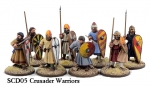SCD05 Crusader Sergeants on Foot (Warriors) (8)
