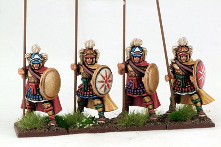 SCR18 Antigonid Guard Phalanx (4)