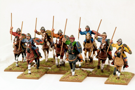 SF04 Carolingian Mounted Warriors (8)
