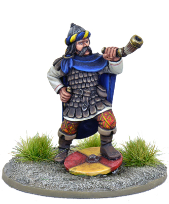 SHVA11 Roland, Count of the Breton Marshes - Carolingian Legendary Warlord
