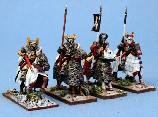 SKN07b Mounted Ordensstaat Knights (Mail Order Only) (4)