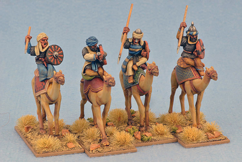SMF02 Mutatawwi'a Fanatics (Hearthguards) on Camels (4)