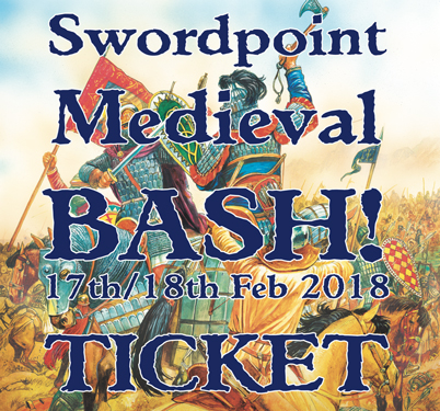SPE05 Swordpoint Medieval Armies Bash! Swindon 17th/18th Feb 2018