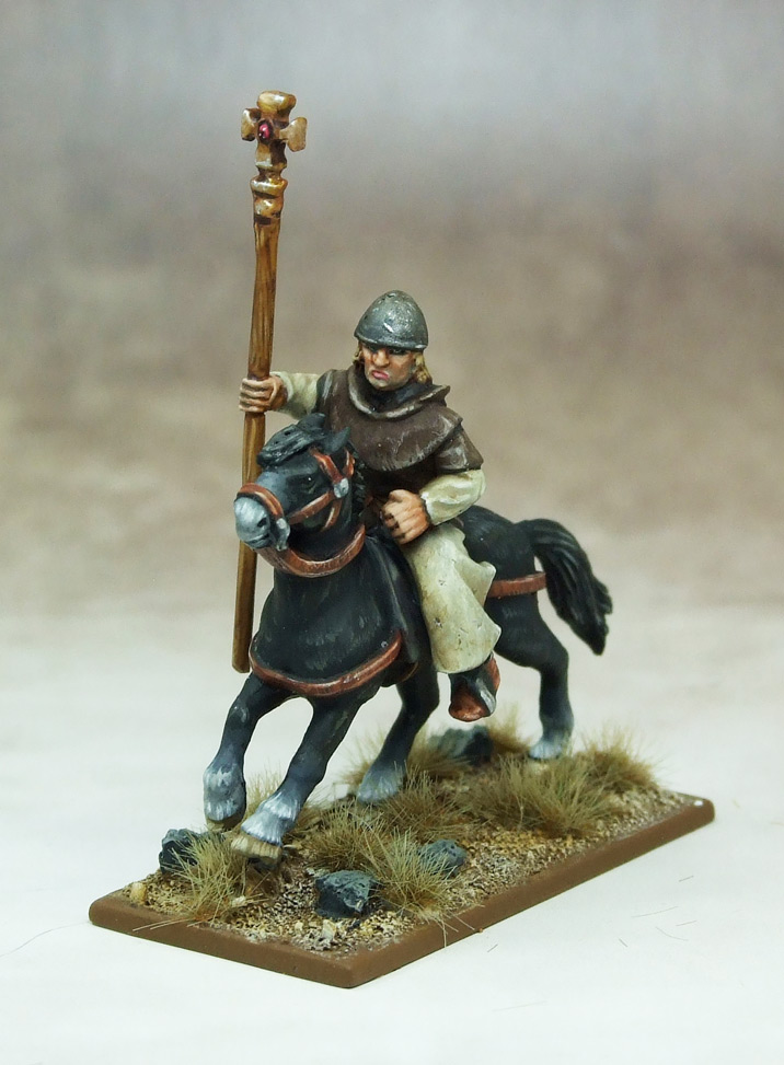 SPR10 Mounted Christian Priest
