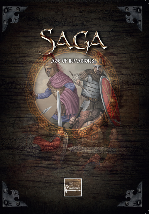 Age of Invasions - UPDATES for Aetius & Arthur Rules & Updated Battle Boards for New Edition of SAGA