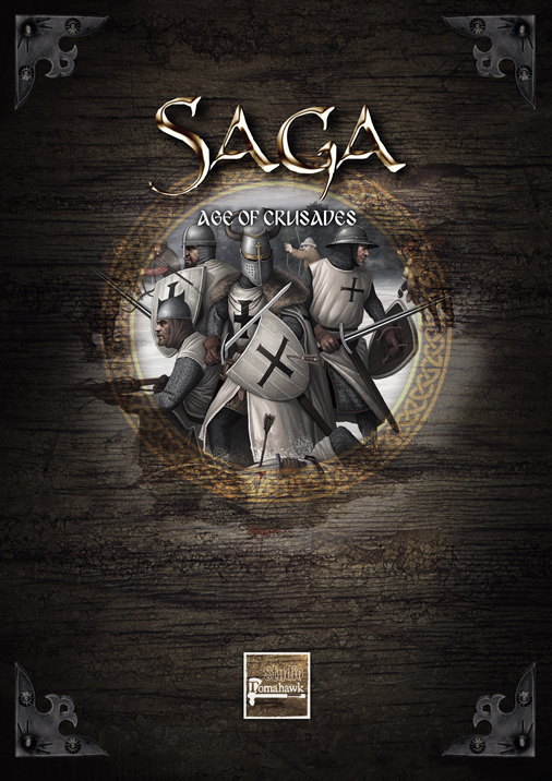 SRB22 SAGA Age of Crusades (Supplement)