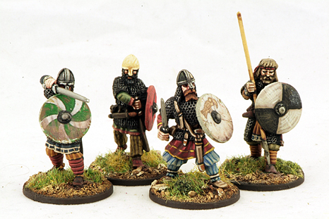 SV02 Viking Hirdmen (Hearthguard) (4) 1 point