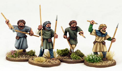 SWM14 Viking Skirmishers (Javelins) One (4)
